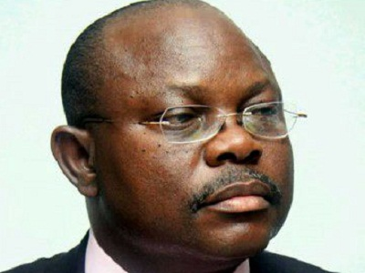 Chris Onyemenam, director general, National Identity Management Commission (NIMC),