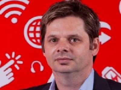 Guy Clarke, MD, Vodacom Business Nigeria