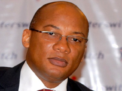 Mitchell Elegbe, Group Managing Director/Chief Executive of Interswitch