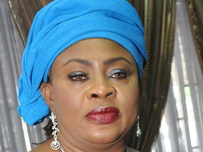 Stella Oduah, former minister of Aviation