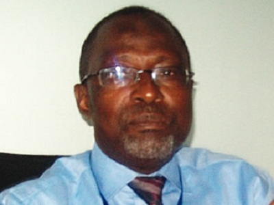 Capt. Folayele Akinkuotu,Director-General (DG), Nigerian Civil Aviation Authority (NCAA)