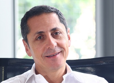 Ivan Epstein, CEO of Sage Africa, Australia, Middle East and Asia (AAMEA)