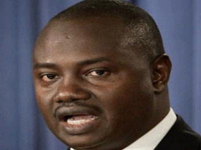 Ibrahim  Lamorde,Chairman, Economic and Financial Crimes Commission