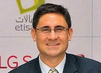Matthew Willsher, acting CEO, Etisalat Nigeria