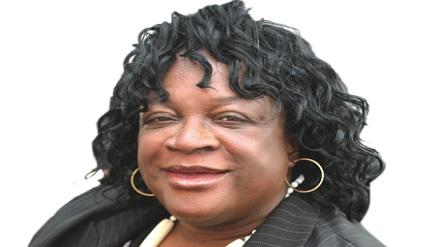Mrs. Amaka Igwe, late iconic Nigerian film and TV producer