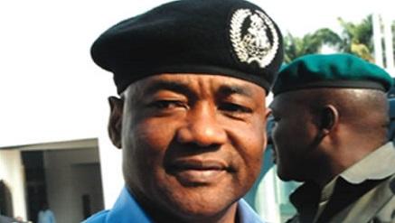 Mohammed Dikko Abubakar, Inspector General of Police