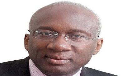 Dr Ernest Ndukwe, Chairman presidential committee on broadband penetration