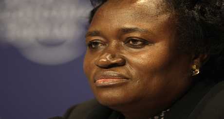 Dr. Sarah Alade, acting governor of the Central Bank of Nigeria