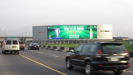Africa's Largest LED Billboard