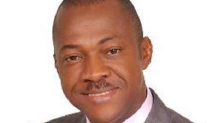 Sullivan Chime, governor of Enugu State