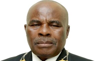 Professor David O. Adewumi, NCS President