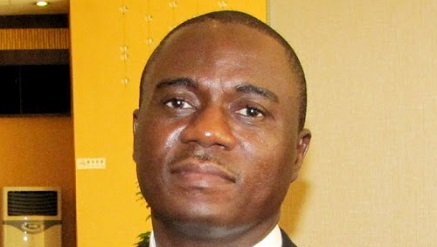 Mr Valentine Obi, CEO of eTranzact
