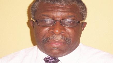 Pius Okigbo Jnr, president, ISPON