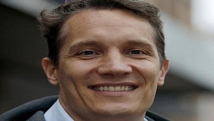 Oliver Samwer, chief executive, Rocket Internet