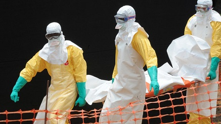 Nigeria and other countries are trying to contain Ebola virus outbreak