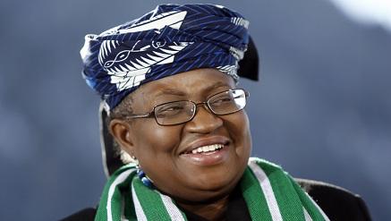 Ngozi Okonjo-Iweala, minister of Finance