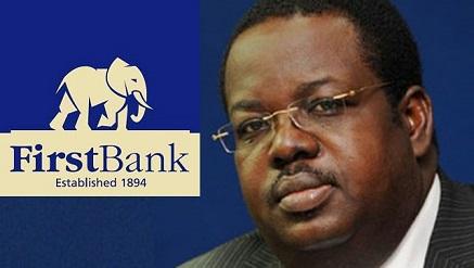 Bisi Onasanya,  GMD/CEO of FirstBank,