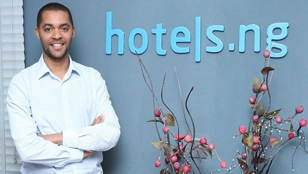 Mark Essien, founder & CEO of Hotels.ng