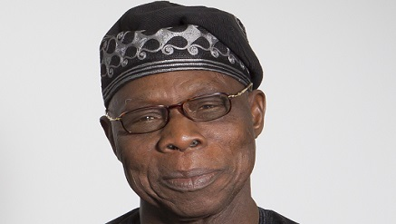 Olusegun Obasanjo, the Founder/Chairman of the Foundation