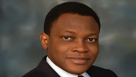 Calixthus Okoruwa, chief executive officer of XLR8
