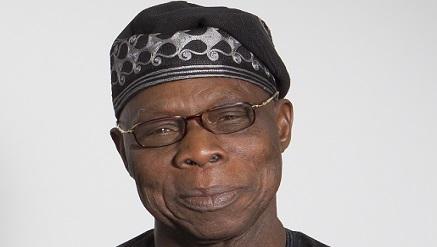 Former Nigerian president, Olusegun Obasanjo
