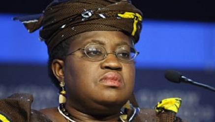 Ngozi Okonjo-Iweala, former minister of Finance