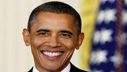 President Barak Obama of the United States of America