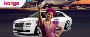 Kelly Junior Becomes First Winner of Konga Travel Rolls Royce Promo to Airport