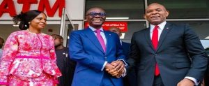Sanwo-Olu Commissions UBA Business Office at New Ultra-Modern Afriland Towers