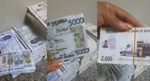 CBN Says Claims of N2,000, N5,000 Banknotes in Circulation Fake