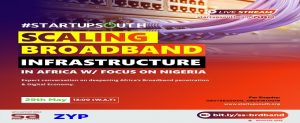 Right of Way: Experts to Discuss Next Steps for Broadband Internet Penetration for Africa