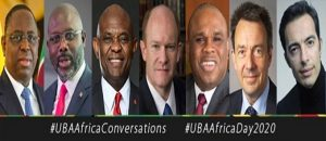 Global Leaders @ 2nd UBA Africa Day Conversations Urge Government, Private Sector Collaboration