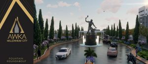Commendations Pour in for Awka Millenium City Project