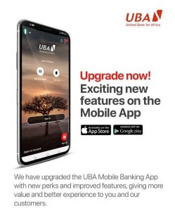 Rave Reviews Trail UBA's Innovative Mobile Banking App