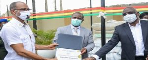 Shell's Intervention Offers Hope to COVID-19 Patients