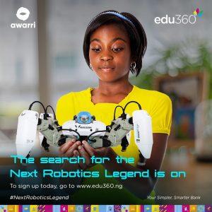 Union Bank's Edu360 Partners Awarri on The Next Robotics Legend Discovery