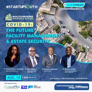 Real Estate Stakeholders to Discuss Impact of Remote Working @ #BuiltConverse by #StartupSouth