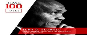 Elumelu Advocates Collaborations to Boost Africa's Fortunes