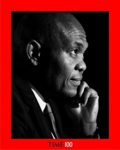 """TIME 100"" Lists Tony Elumelu among 100 Most Influential People in the World 2020"