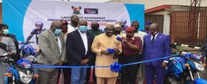 Lagos Traffic Radio Launches Live Report Motorcycles