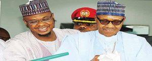 Terrorism Tag: Buhari Berates Nigerians, Backs Pantami